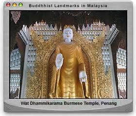 Interesting / Facinating Buddhist landmarks in Asia - Malaysia