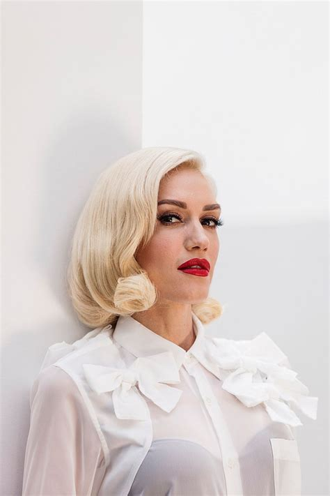 Gwen Stefani Photos - New York Times March 2016