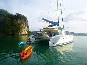 Sailing Catamaran For Crewed Yacht Charter Calypso