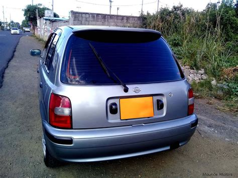 nissan march used nissan march k11 1999 march k11 for sale quatre
