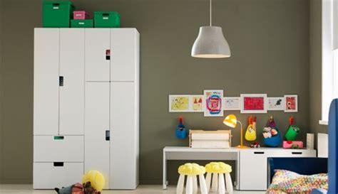 Aufbewahrungssysteme Für Kinderzimmer Wie Z. B. Stuva