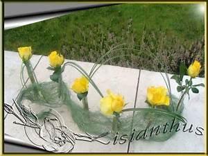 Chemin De Table Moderne : chemin de table moderne art floral bouquet cr ations florales de ~ Teatrodelosmanantiales.com Idées de Décoration