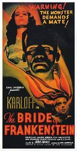 Poster for Bride of Frankenstein (1935, USA) - Wrong Side ...