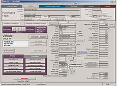 Used Car Lot Software for Used Auto Dealers with inventory