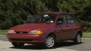 U00bb 1994 Ford Aspire Preview Test Drive
