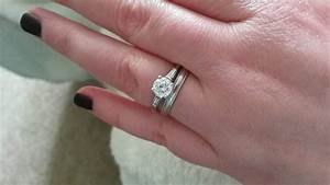 15 best ideas of 15 mm platinum wedding bands With is your engagement ring your wedding ring
