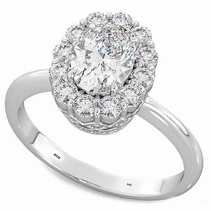 ovalround brilliant cut cz vintage wedding engagement With vintage round wedding rings