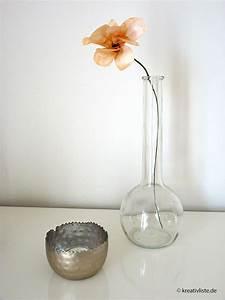 Blüten Aus Papier : diy blumen basteln die sehen aus wie echt kreativliste ~ Eleganceandgraceweddings.com Haus und Dekorationen