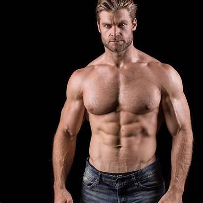 Brandon Myles Guys Male Muscle Shirtless Models