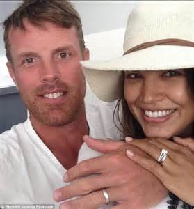 his and hers rings munn 39 s ex brad richards and rechelle jenkins