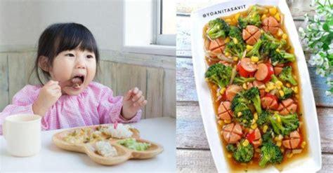 Berikut contoh resep menu makanan bayi 1 tahun sesuai gizi anak: Resep Masakan Sayur - 7 Ide Hidangan Sayur yang Lezat untuk Keluarga   theAsianparent Indonesia