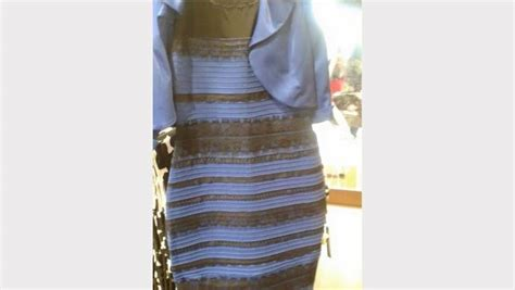 what color is the dress blue and black or white and gold what colour is the