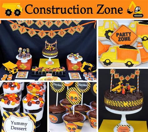 monster jam truck party supplies kara 39 s party ideas construction party planning ideas