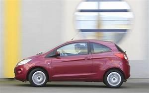 Poignée Fiat 500 : essai ford ka 1200 2009 l 39 automobile magazine ~ Melissatoandfro.com Idées de Décoration