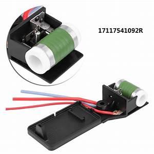 Car Engine Cooling Radiator Fan Motor Resistor For Mini