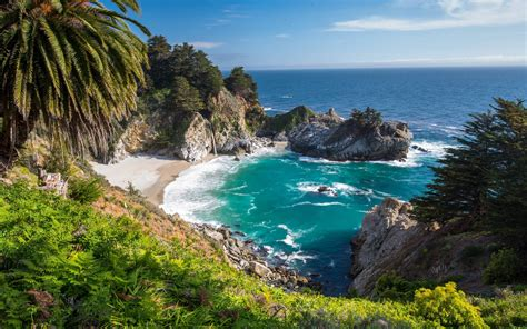 The following macos big sur wallpapers are sized not only for desktop, but also ipad and iphone. 48+ Big Sur Desktop Wallpaper on WallpaperSafari