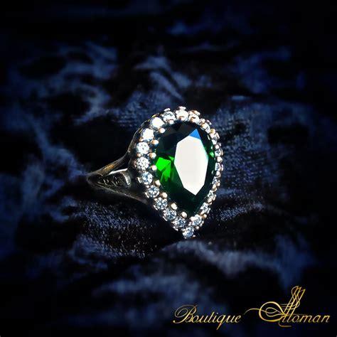 sultana huyam ring  boutique ottoman khatm hoyam
