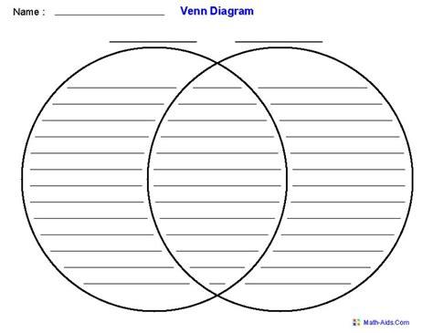 Venn Diagram Graphic Educational