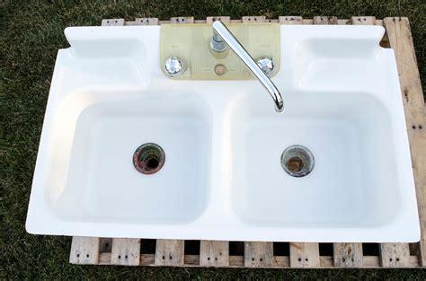 crane kitchen sink vintage bowl cast iron porcelain kitchen farm sink 2992