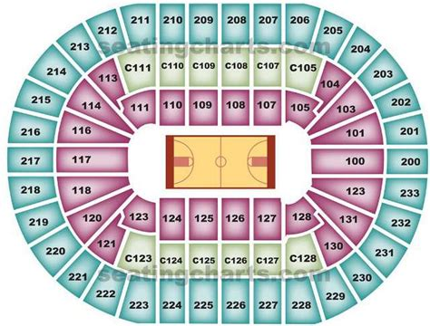 cleveland seating images
