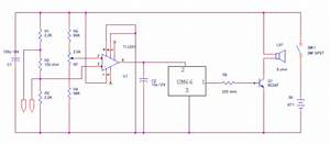 Simple Continuity Tester Circuit