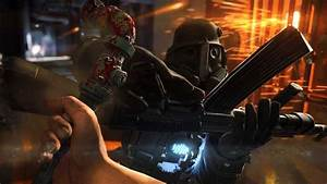Wolfenstein The Old Blood Reviews Trickle In VG247