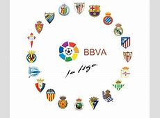 La Liga BBVA 201415 Points Table and Teams Standing
