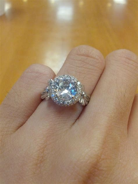 The Gallery For > Earthy Engagement Rings