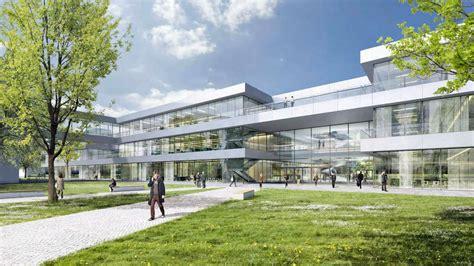 Der Neue Bayerische Rundfunk Münchner Architekten