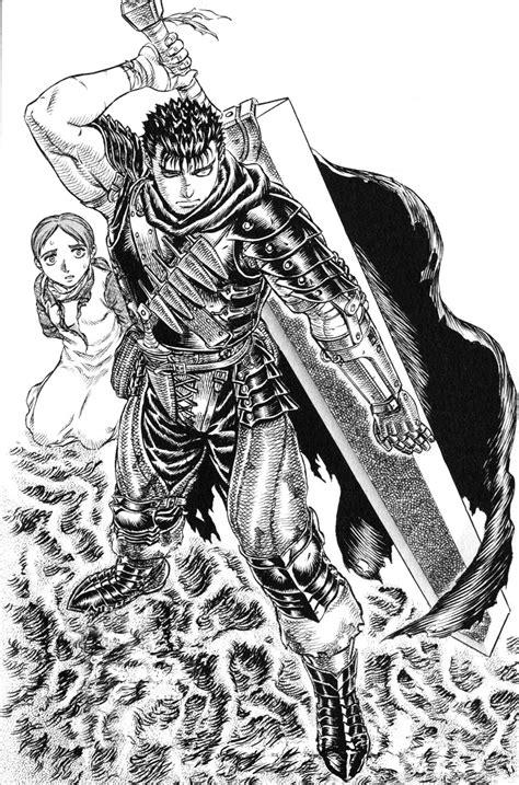 guts berserk wiki berserk manga  anime