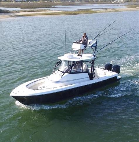 Contender 31 Fisharound Used Boats by 2001 Contender 2016 31 Fish Around Wilmington