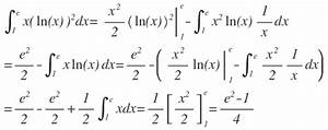 Integrale Berechnen Online : integralrechnung berechnen sie die folgenden integrale durch partielle integration bsp ~ Themetempest.com Abrechnung