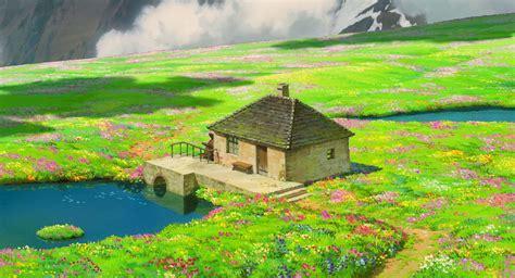 Wallpaper Wednesday #3  Studio Ghibli Wallpapers