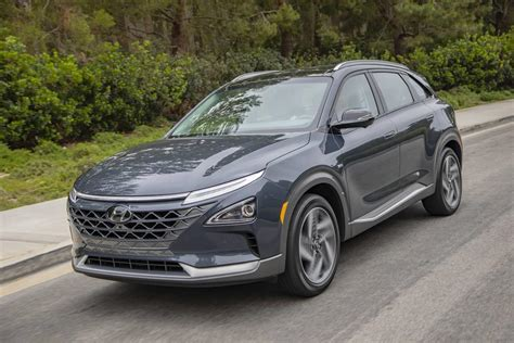 2020 Hyundai Nexo News and Information   conceptcarz.com
