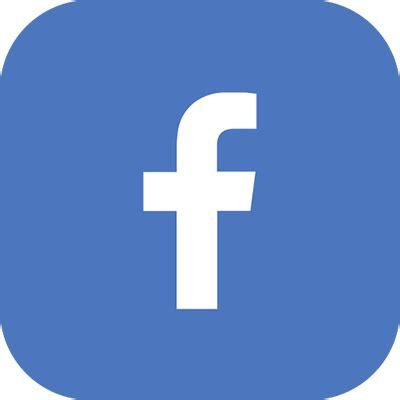 Facebook Logo Icon Transparent Background