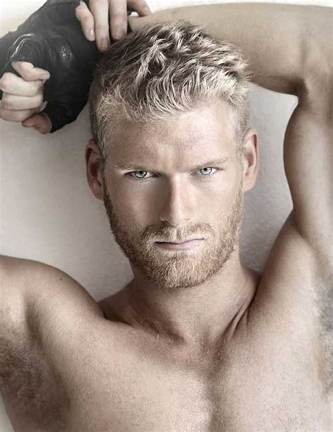 15  Blonde Hairstyles for Guys   Mens Hairstyles 2017