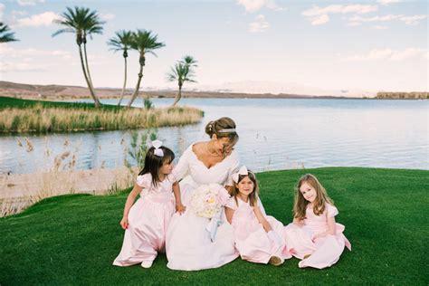 Waterfront Wedding At Hilton Lake Las Vegas