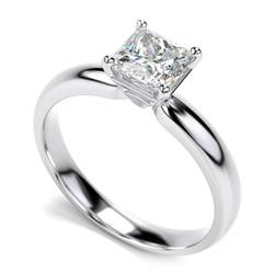jewelers princess cut engagement rings princess cut engagement rings