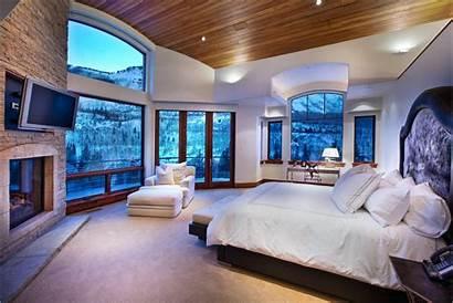 Bedroom Luxury Interior Illuminating Bedrooms Nice Dream