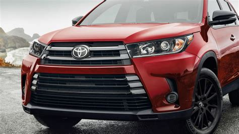 2019 Toyota Highlander Model Overview, Pricing, Tech And