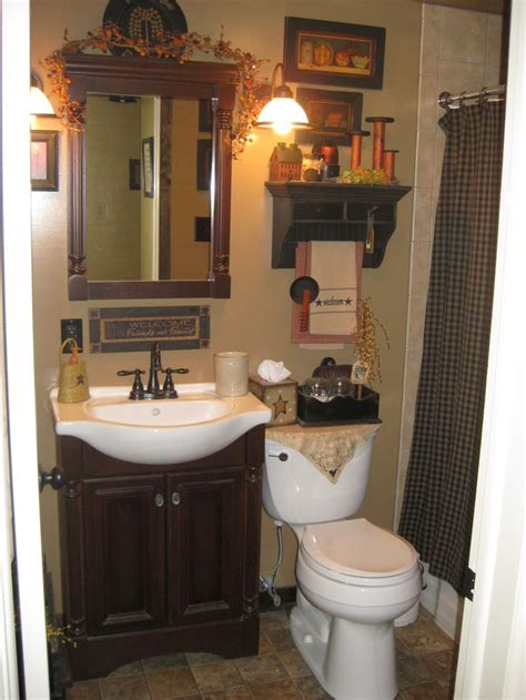 small country bathroom decorating ideas 280 best primitive colonial bathrooms images on