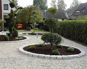 Gartenwege Aus Kies : gartenanlagen mit kies gartens max ~ Sanjose-hotels-ca.com Haus und Dekorationen