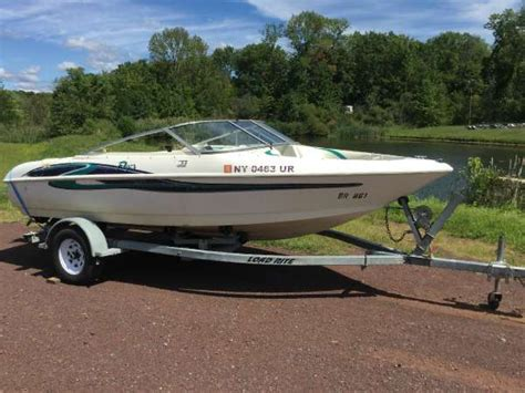 Larson Bowrider Boats For Sale by 1998 Used Larson 17 Flyer Bowrider Boat For Sale 6 000