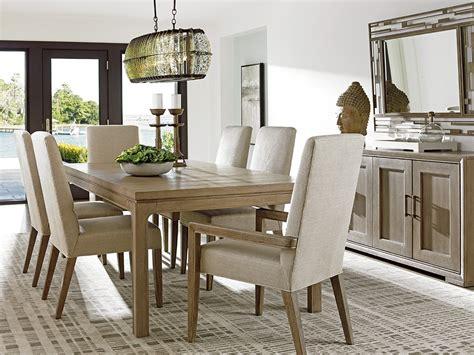 Concorde Rectangular Dining Table  Lexington Home Brands