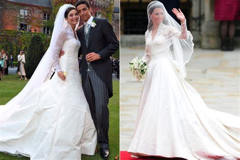 Snap! Is Kate Middleton's Wedding Dress A Copy Of This
