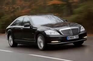 Mercedes-Benz S-Class Models