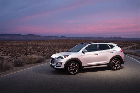 refreshed  hyundai tucson adds safety tech drops