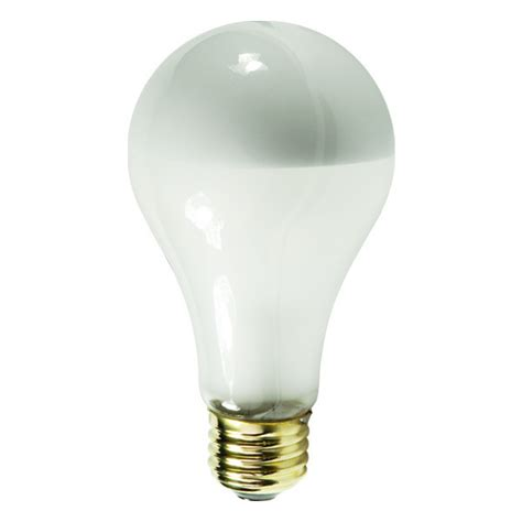 philips 14399 9 60 watt silver bowl bulb