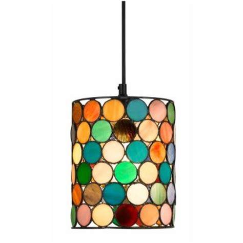 cal lighting 1 light multi color ceiling mount
