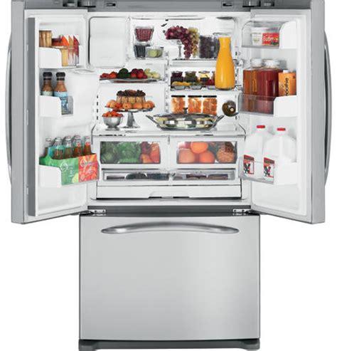 ge profile energy star  cu ft french door refrigerator pfsspkwss ge appliances